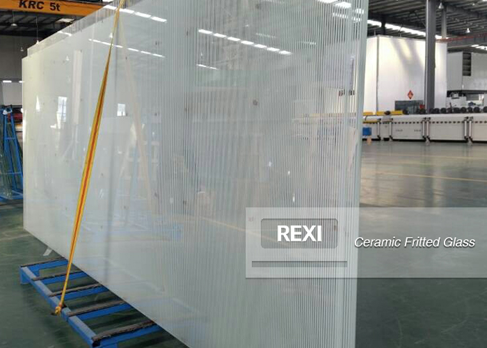 China Ceramic Fritted Glass Manufacturer Rexi Industries